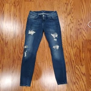 GUESS Kate Skinny Jeans sz28